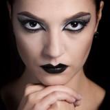 Georgiana Brasoveanu Halloween Makeup